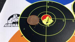 Streukreis Steyr LG110 HFT Hunting Centstück