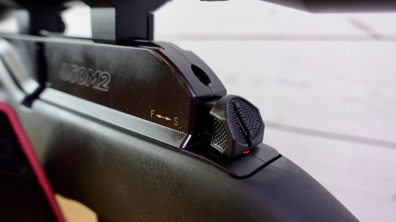 Umarex 850 M2 automatische Sicherung