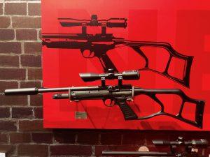 Umarex RP 5 Carbon Carbine Kit Luftpistole IWA 2019
