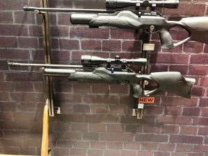 Walther Rotex RM8 Carbon Kit Luftgewehr IWA 2019