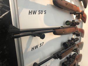 Weihrauch Luftgewehr HW57 mit Zielfernrohr Weihrauch 4x32