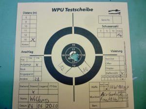 Wolfgang Weihrauch HW100 Bullpup