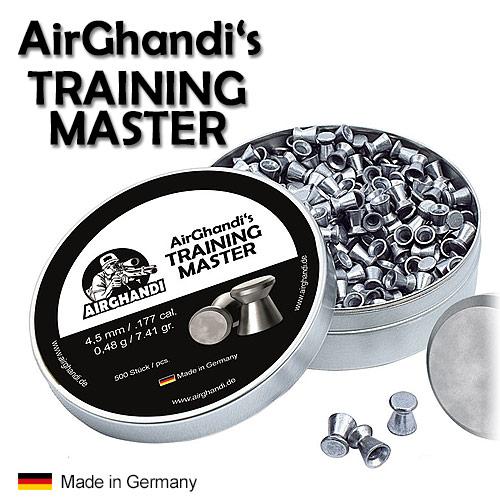 AirGhandi´s Training Master