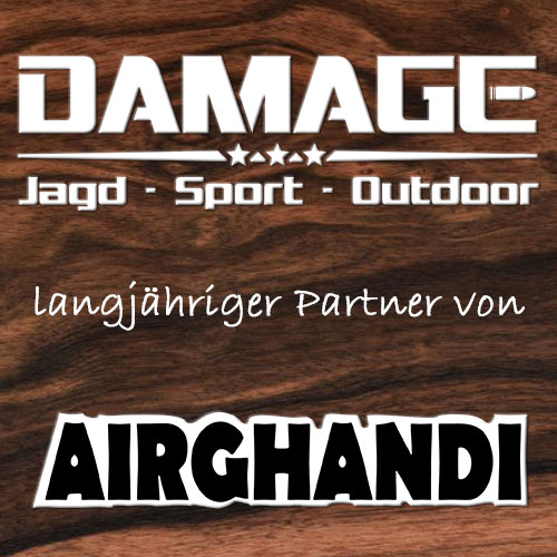 Banner GetDamaged AirGhandi