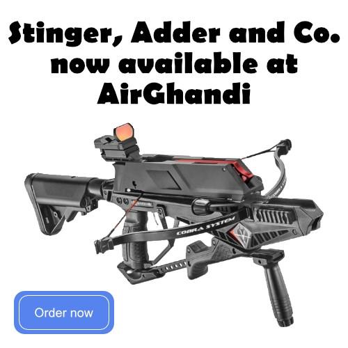 Banner Stinger, Adder and Co.