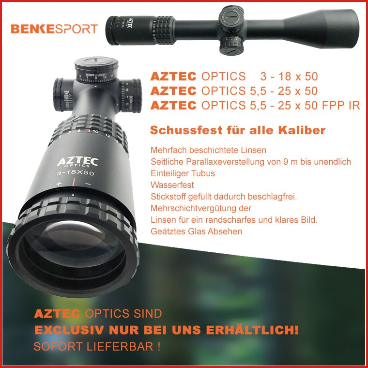 Benke-Sport Aztec Optics