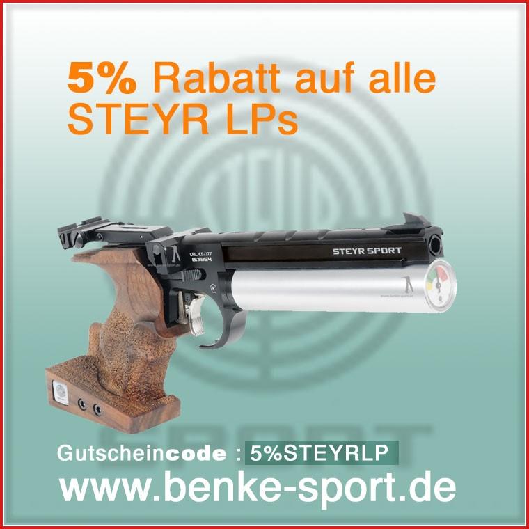 Benke Steyr LPs 5 Prozent