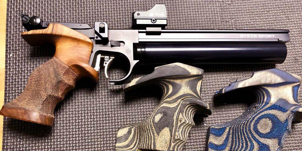 Kategoriebild Pistolen