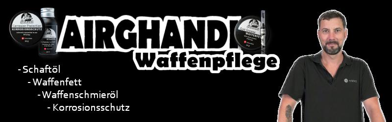 AirGhandi´s Waffenpflege Banner
